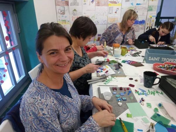MadeByYou alkotóműhely - Üvegékszer készítő workshop