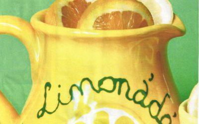 """""""AMELIE"""" MAGAZIN – Limonádéskancsó nyári hűsítőnek"""