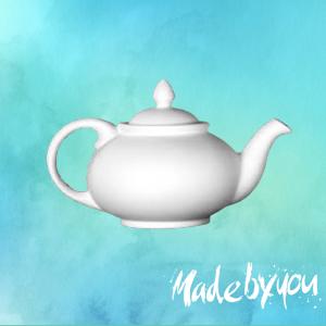 TEA2 - Kisebb teás kancsó